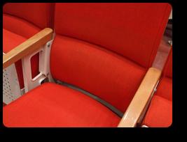 会館椅子クリーニング