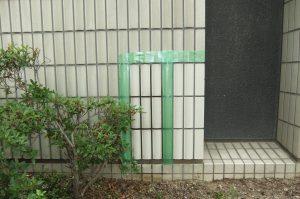 外壁タイルテスト施工