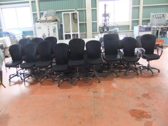 工場椅子クリーニング
